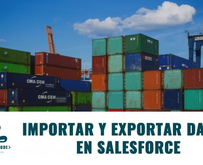 Importar y Exportar Datos en Salesforce